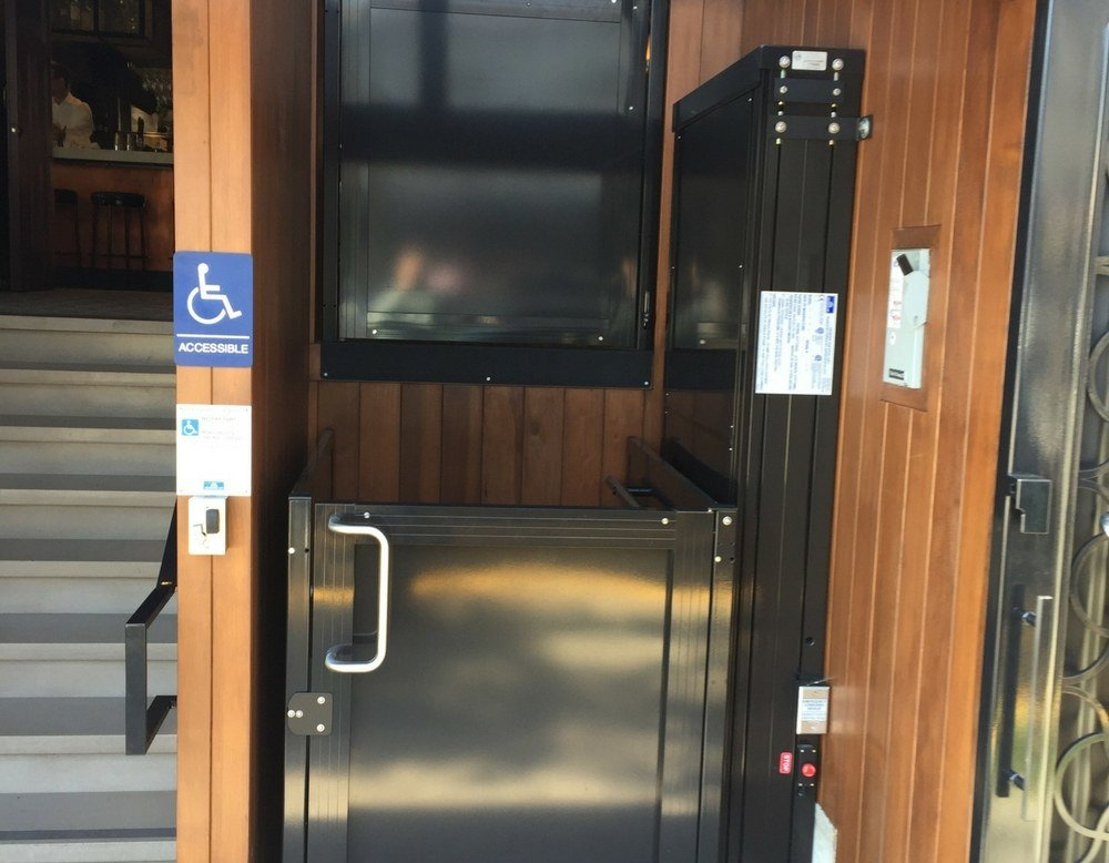 Vertical Platform Lift